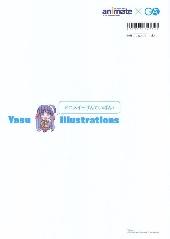 Verso de (AUT) Yasu -TL- Yasu illustrations - Version limitée