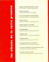 Verso de (AUT) Funcken -a- Histoire de Jésus