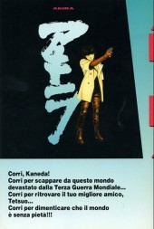 Verso de Akira (en italien) -2- La caccia
