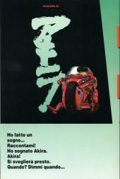 Verso de Akira (en italien) -3- Il numero 41