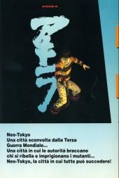 Verso de Akira (en italien) -4- Il re dei clown