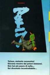 Verso de Akira (en italien) -8- L'arma della vendetta