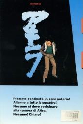 Verso de Akira (en italien) -9- I cacciatori