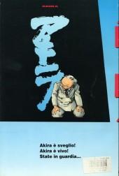Verso de Akira (en italien) -11- Apparizione