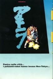 Verso de Akira (en italien) -13- Disperazione