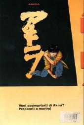 Verso de Akira (en italien) -14- Guerra di cervelli