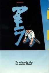 Verso de Akira (en italien) -15- Duello psichico