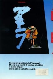 Verso de Akira (en italien) -17- L'impero del caos