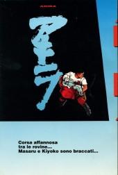 Verso de Akira (en italien) -19- Salvare i bambini