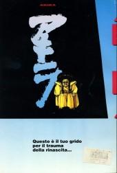 Verso de Akira (en italien) -23- La pioggia di akira