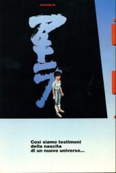 Verso de Akira (en italien) -24- Vento dell'est