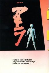 Verso de Akira (en italien) -25- Visione sotterranea