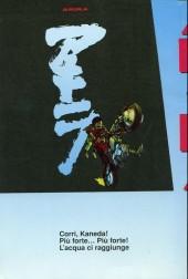 Verso de Akira (en italien) -28- Spazzati via!