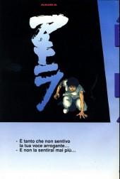 Verso de Akira (en italien) -32- Riunione di classe
