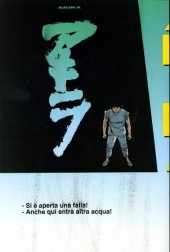 Verso de Akira (en italien) -34- Abbandonare la nave