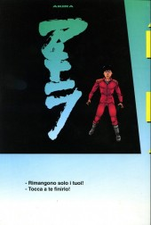 Verso de Akira (en italien) -36- L'ultimo baluardo
