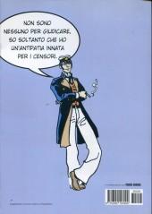 Verso de Classici del fumetto di Repubblica (I) -1- Corto Maltese