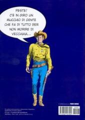 Verso de Classici del fumetto di Repubblica (I) -2- Tex