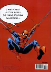 Verso de Classici del fumetto di Repubblica (I) -3- L'uomo ragno