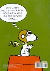 Verso de Classici del fumetto di Repubblica (I) -6- Peanuts