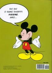 Verso de Classici del fumetto di Repubblica (I) -9- Topolino