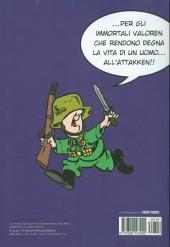 Verso de Classici del fumetto di Repubblica (I) -22- Sturmtruppen