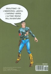 Verso de Classici del fumetto di Repubblica (I) -36- Mister No