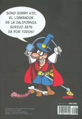 Verso de Classici del fumetto di Repubblica (I) -38- L'arte di Jacovitti