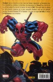 Verso de Deadpool -1- Paradigme perdu