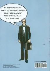 Verso de Classici del fumetto di Repubblica (I) -41- L'arte di Magnus