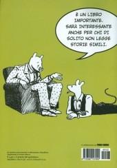 Verso de Classici del fumetto di Repubblica (I) -49- Maus