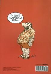 Verso de Classici del fumetto di Repubblica (I) -53- Bobo