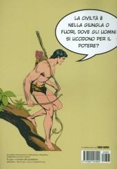 Verso de Classici del fumetto di Repubblica (I) -55- Tarzan