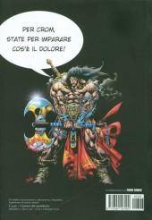 Verso de Classici del fumetto di Repubblica (I) -58- Conan