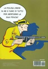 Verso de Classici del fumetto di Repubblica (I) -60- Dick Tracy