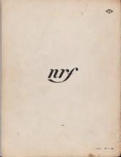 Verso de (AUT) Dubout - Les Gens du Siècle