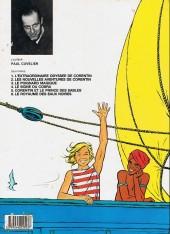 Verso de Corentin (Cuvelier) -5a1986- Le signe du cobra