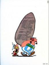 Verso de Astérix (en italien) -3- Asterix e i goti