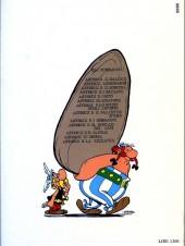 Verso de Astérix (en italien) -4- Astérix gladiatore