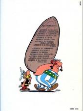 Verso de Astérix (en italien) -7- Asterix e il duello dei capi