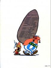 Verso de Astérix (en italien) -9- Asterix e i normanni