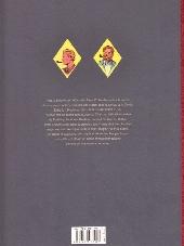 Verso de Blake et Mortimer -7TL- L'Énigme de l'Atlantide