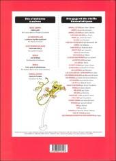 Verso de (Recueil) Spirou (Album du journal) -332- Spirou album du journal