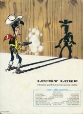Verso de Lucky Luke -49a83- La corde du pendu et autres histoires