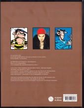 Verso de (DOC) Études et essais divers - Méchants - Crapules et autres vilains de la bande dessinée
