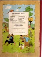 Verso de Tintin (Historique) -3B25- Tintin en amérique
