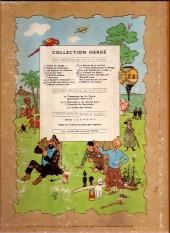 Verso de Tintin (Historique) -5B22bis- Le lotus bleu