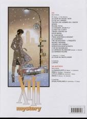 Verso de XIII Mystery -2b2009- Irina