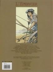 Verso de L'Épervier (Pellerin) -5a- Le Trésor du Mahury