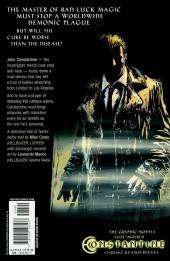 Verso de John Constantine Hellblazer: All His Engines (2005) -a- All His Engines